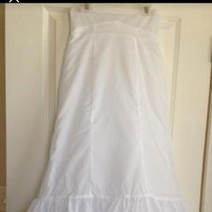 d2da461502 David s Bridal Intimates   Sleepwear - Davids Bridal fit and flare  crinoline slip ...